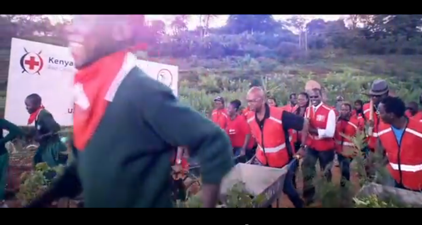 Kenya Red Cross – 50th Anniversary TVC60