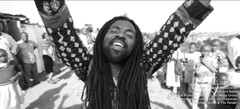 Music Video : Rocky Dawuni – Nairobi, I Love You