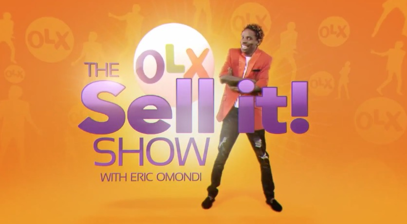 OLX 'The Sell It Show' campaign.